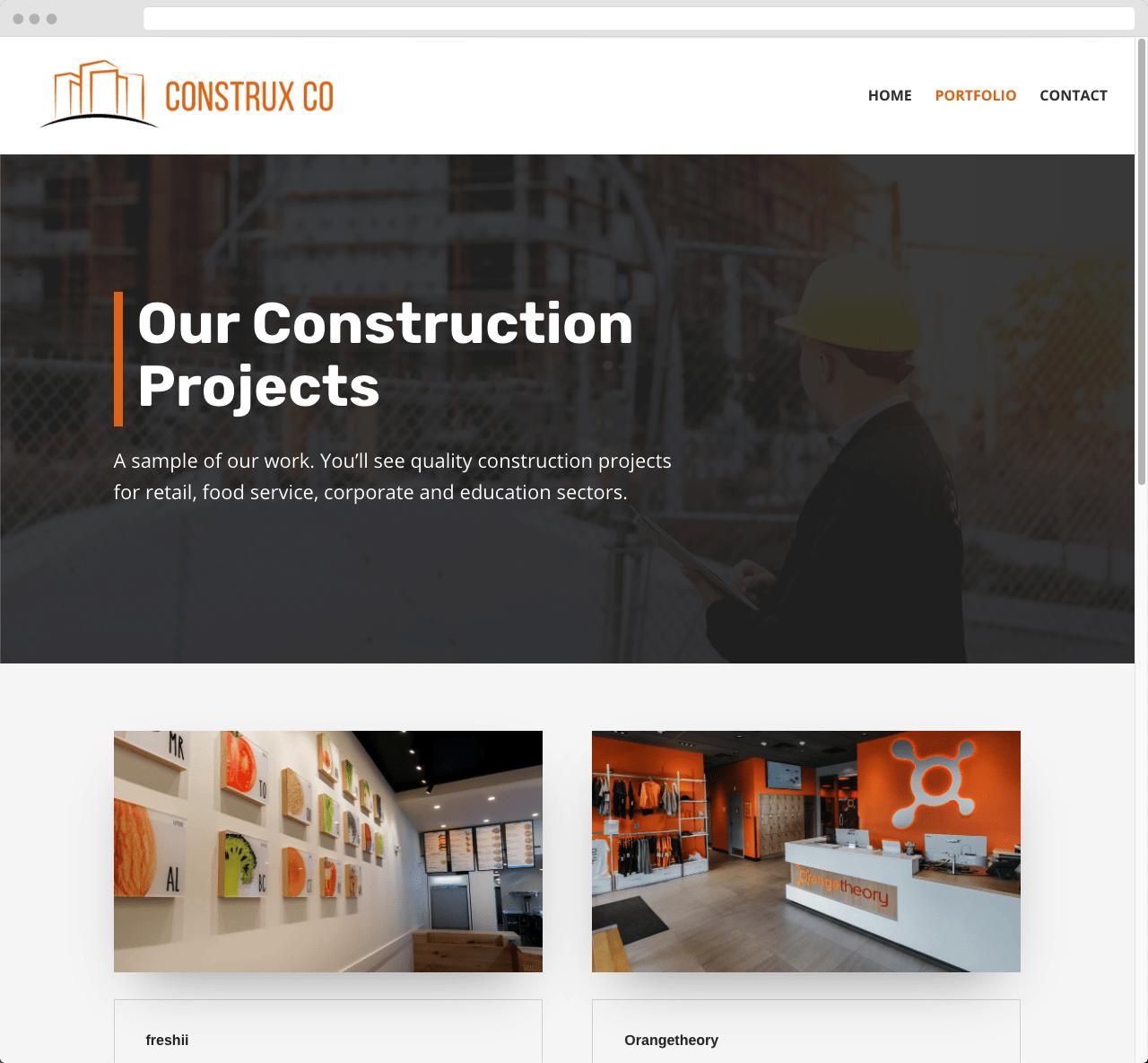 construxco 02 WordPress Website Design